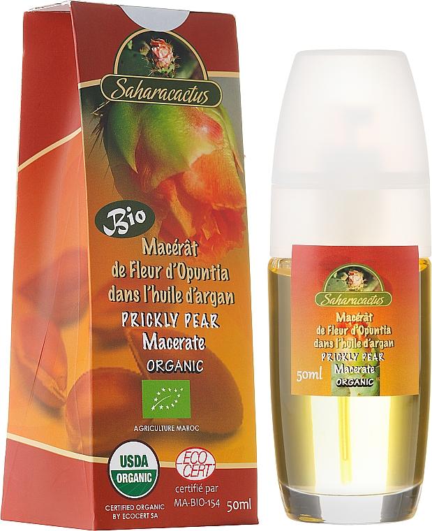 Prickly Pear Macerate - Efas Saharacactus Macerat Opuntia Ficus in Argan Oil