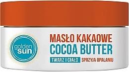 Fragrances, Perfumes, Cosmetics Face Cocoa Butter - Golden Sun