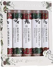Fragrances, Perfumes, Cosmetics Set - Baylis & Harding Bath Botanicals Set (salt/for/bath/5x65g)