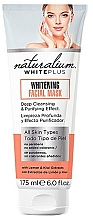 Fragrances, Perfumes, Cosmetics Face Mask - Naturalium White Plus Whitening Facial Mask