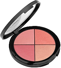Fragrances, Perfumes, Cosmetics Blush Palette - Aden Cosmetics Blusher Palette