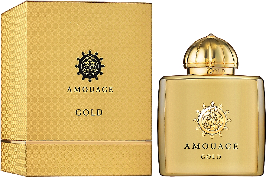 Amouage Gold Pour Femme - Eau de Parfum — photo N2