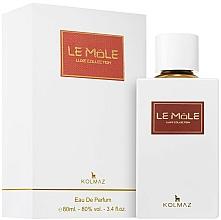 Fragrances, Perfumes, Cosmetics Kolmaz Luxe Collection Le Mole - Eau de Parfum