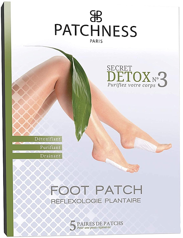 Foot Patches - Patchness Foot Patch — photo N1