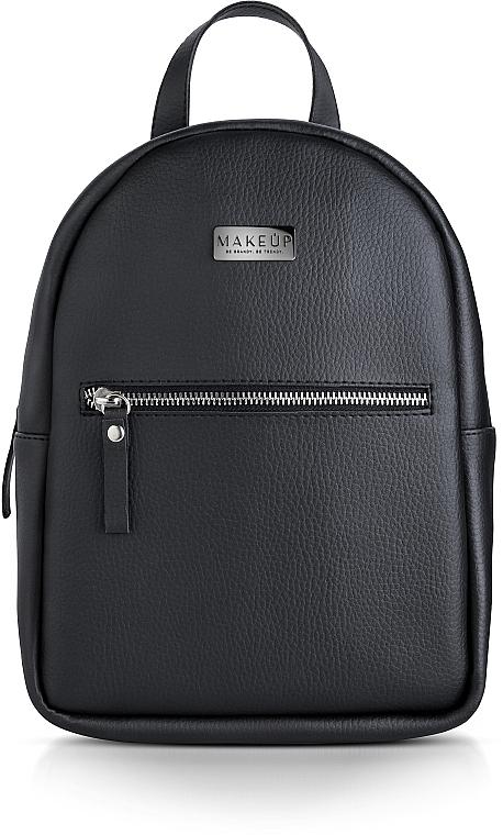 "Backpack ""Sleek and Chic"", black - MakeUp"