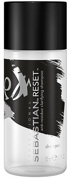 Cleansing Shampoo - Sebastian Effortless Reset Shampoo — photo N1