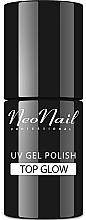 Fragrances, Perfumes, Cosmetics Glow Gel Polish Top Coat - NeoNail Professional Top Glow