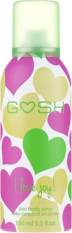 Deodorant Spray - Gosh I Love Joy Deo Body Spray