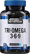 Fragrances, Perfumes, Cosmetics Omega 3-6-9 - Applied Nutrition TRI-Omega 3-6-9