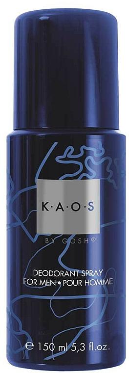 Gosh Kaos - Deodorant