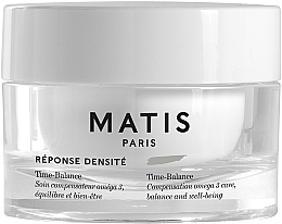 Fragrances, Perfumes, Cosmetics Face Cream - Matis Reponse Densite Time-Balance