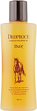 Fragrances, Perfumes, Cosmetics Rejuvenating Anti-Wrinkle Face Toner - Deoproce Horse Oil Hyalurone Toner