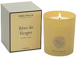 Fragrances, Perfumes, Cosmetics Miller Harris Reve De Verger - Scented Candle