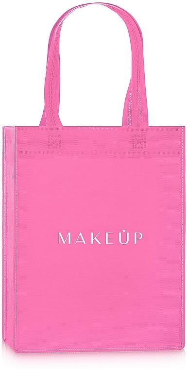 "Shopping Bag, pink ""Springfield"" - MakeUp Eco Friendly Tote Bag"