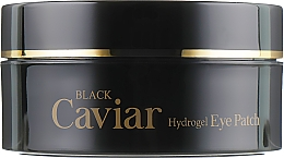 Hydrogel Black Caviar Eye Patches - Esfolio Black Caviar Hydrogel Eye Patch — photo N2