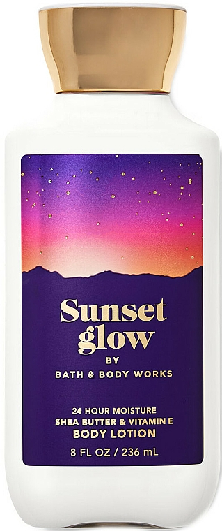 Bath And Body Works Sunset Glow - Body Lotion — photo N1