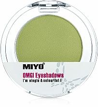 Fragrances, Perfumes, Cosmetics Mono Eyeshadow - Miyo Omg Eyeshadows