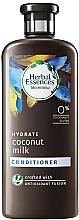 Fragrances, Perfumes, Cosmetics Hair Conditioner - Herbal Essences Coconut Milk Conditioner