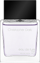 Fragrances, Perfumes, Cosmetics Christopher Dark Eau de Furie Men - Eau de Toilette
