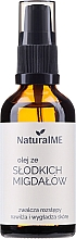 Fragrances, Perfumes, Cosmetics Sweet Almond Oil - NaturalME