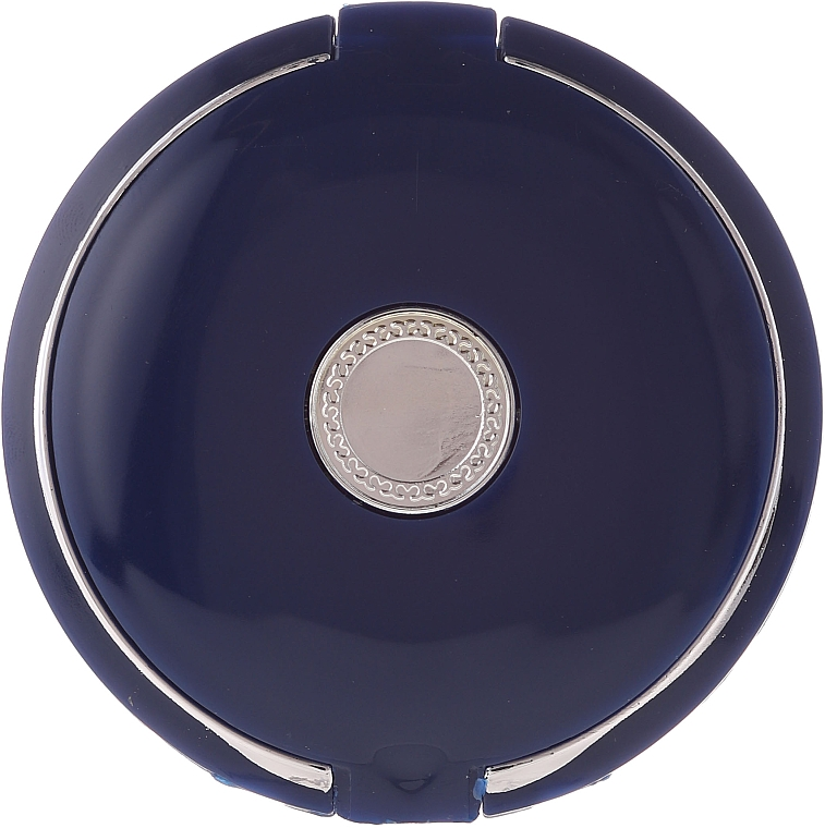 Double-Sided Cosmetic Mirror, dark blue, 5565 - Top Choice — photo N2