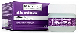 Repairing Nourishing Facial Balm - Bella Aurora Night Solution Repairing Nourishing Balm — photo N1