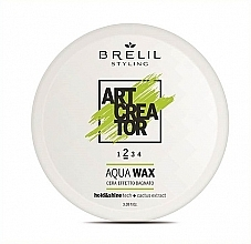 Fragrances, Perfumes, Cosmetics Watery Wax - Brelil Art Creator Aqua Wax