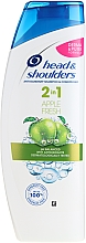 "Fragrances, Perfumes, Cosmetics 2-in-1 Anti-Dandruff Shampoo & Conditioner ""Fresh Apple"" - Head & Shoulders Apple Fresh Shampoo 2in1"