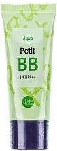 Fragrances, Perfumes, Cosmetics Refreshing BB Cream - Holika Holika Aqua Petit BB Cream SPF25