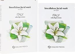"Fragrances, Perfumes, Cosmetics Sheet Mask ""Italy"" - Calluna Medica Italy Anti-Spot Biocellulose Facial Mask"