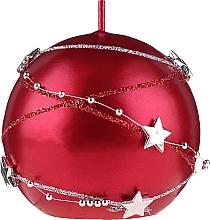 Fragrances, Perfumes, Cosmetics Red Decorative Candle, 8 cm - Artman Christmas Garland