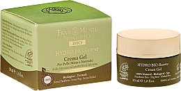 Fragrances, Perfumes, Cosmetics Face Cream-Gel - Frais Monde Hydro Bio-Reserve Remedy Cream Gel Hydration