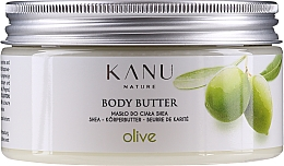 """Fragrances, Perfumes, Cosmetics Body Butter """"Olive"""" - Kanu Nature Olive Body Butter"""