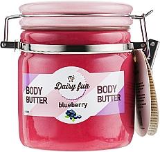 Fragrances, Perfumes, Cosmetics Blueberry Body Oil - Delia Dairy Fun Body Butte