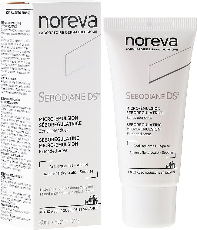 "Emulsion ""Sebumregulating Micro"" - Noreva Sebodiane DS Sebum-Regulating Micro-Emulsion"