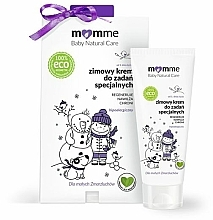 Fragrances, Perfumes, Cosmetics Baby Cream - Momme Baby Natural Care