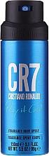 Fragrances, Perfumes, Cosmetics Cristiano Ronaldo CR7 Play It Cool - Deodorant-Spray