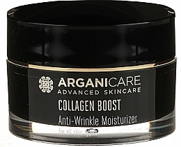 Fragrances, Perfumes, Cosmetics Moisturizing Anti-Wrinkle Cream - Arganicare Collagen Boost Advanced Anti-Wrinkle Moisturizer