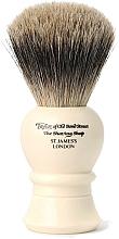 Fragrances, Perfumes, Cosmetics Shaving Brush, 9.5 cm, P1020 - Taylor of Old Bond Street Shaving Brush Pure Badger Size S