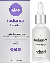 Fragrances, Perfumes, Cosmetics Facial Booster - Indeed Laboratories Radiance Booster