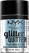 Fragrances, Perfumes, Cosmetics Face & Body Glitter - NYX Professional Makeup Glitter Quitter Plant-Based Glitter