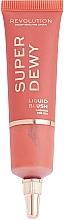 Fragrances, Perfumes, Cosmetics Liquid Face Blush - Makeup Revolution Superdewy Liquid Blush