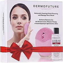 Fragrances, Perfumes, Cosmetics Set - DermoFuture (f/brush/1pcs + miccel/150ml)
