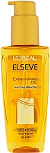 Fragrances, Perfumes, Cosmetics Hair Oil - L'Oreal Paris Elseve Extraordinary Oil