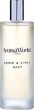 """Fragrances, Perfumes, Cosmetics Room Mist """"Soulful"""" - AromaWorks Soulful Room Mist"""