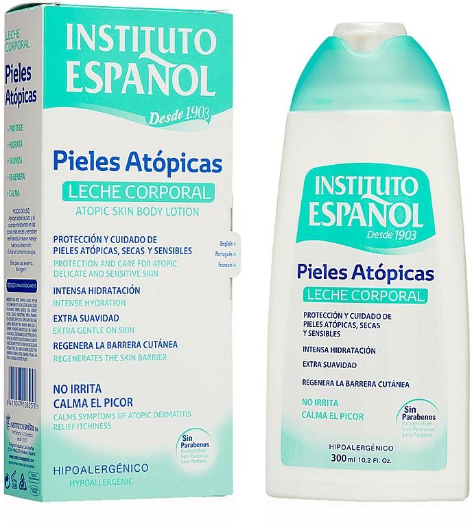 Atopic Skin Milk - Instituto Espanol Atopic Skin Body Milk