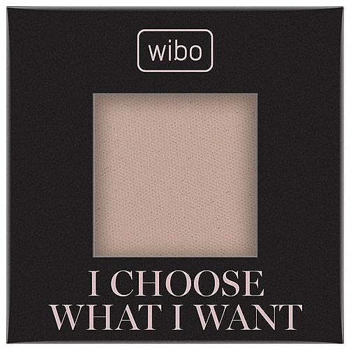 Bronzing Face Powder - Wibo Bronzer I Choose What I Want