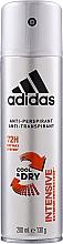 Fragrances, Perfumes, Cosmetics Deodorant - Adidas Anti-Perspirant Intensive Cool Dry 72h