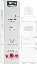 Fragrances, Perfumes, Cosmetics Normal and Dry Skin Face Tonic - Nikel Rose Tonic