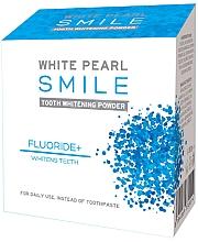 Fragrances, Perfumes, Cosmetics Whitening Tooth Powder - VitalCare White Pearl Smile Tooth Whitening Powder Fluor+